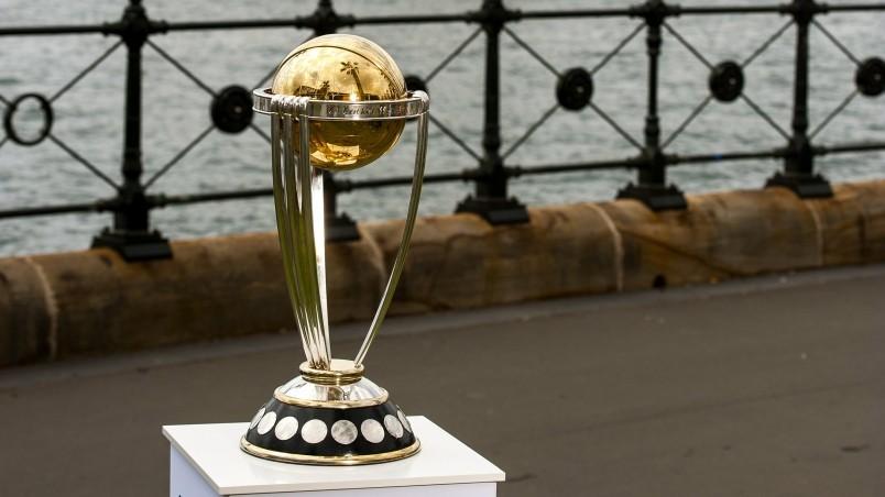 Cricket World Cup 2015 Trophy HD Wallpaper