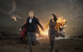 Doctor Who Explosion wallpaper