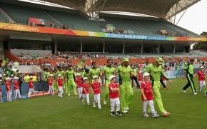 Cricket Pakistan and Ireland