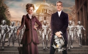 Doctor Who Robots wallpaper