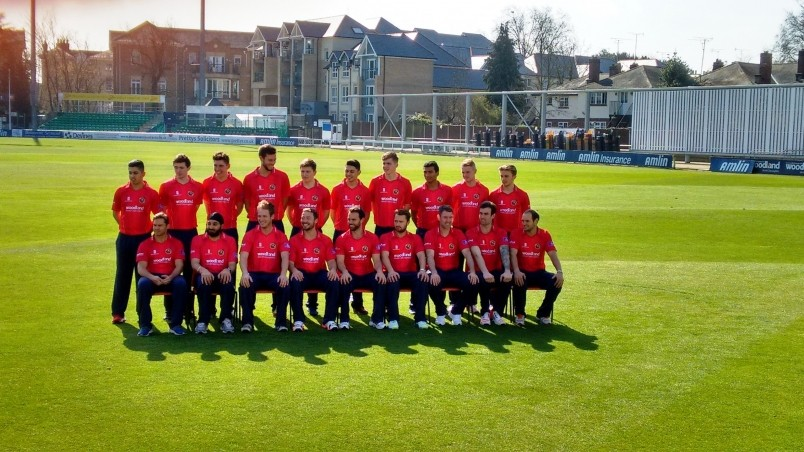 Essex Cricket Squad wallpaper