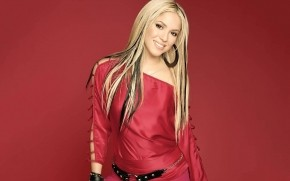 Shakira Smile wallpaper