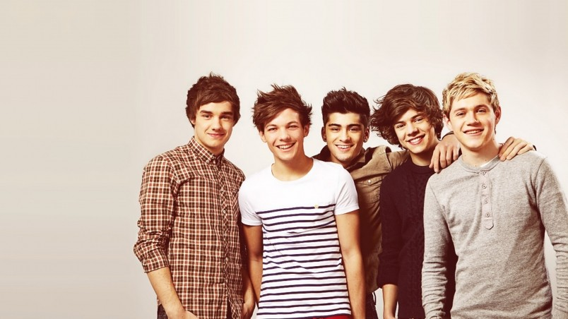 One Direction Young wallpaper