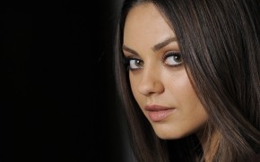 Gorgeous Mila Kunis wallpaper