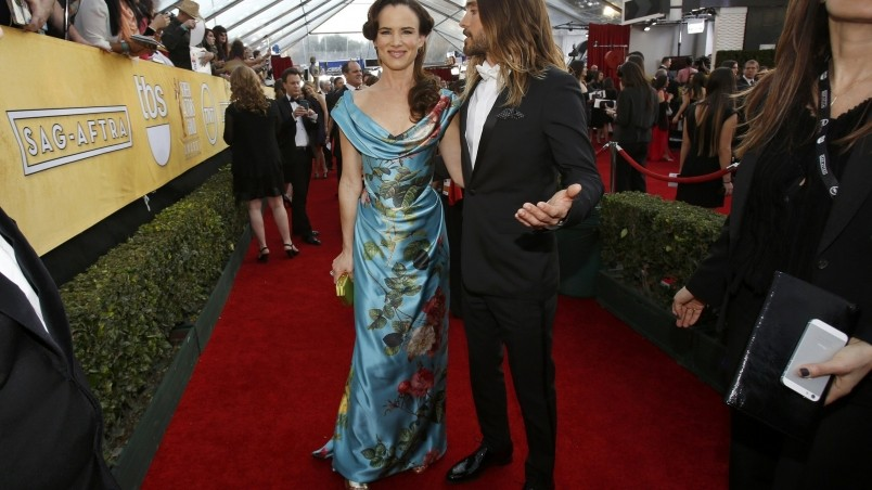 Juliette Lewis and Jared Leto wallpaper