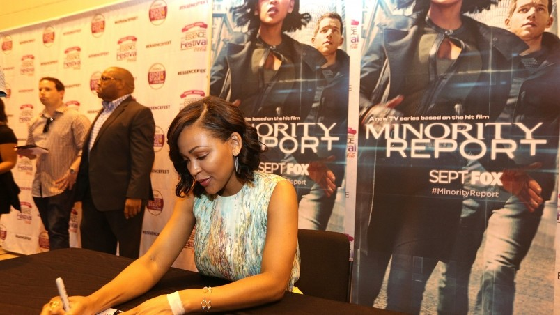 Minority Report Autograph Session wallpaper