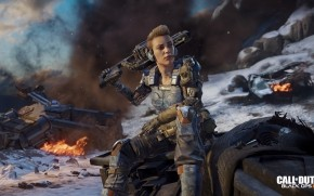 Call of Duty Black Ops 3 Girl wallpaper