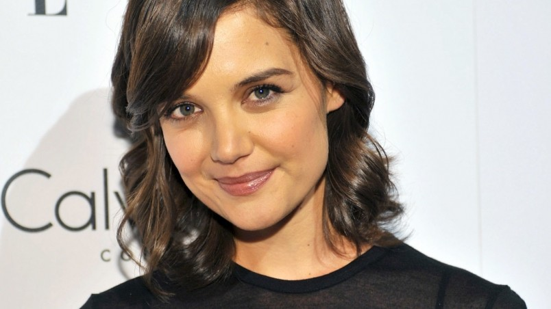 Katie Holmes Simple wallpaper