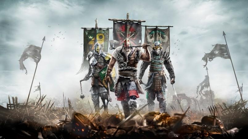 For Honor Viking Wallpaper: For Honor Poster HD Wallpaper