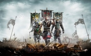 For Honor Poster
