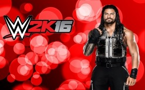 W2K16 Roman Reigns wallpaper