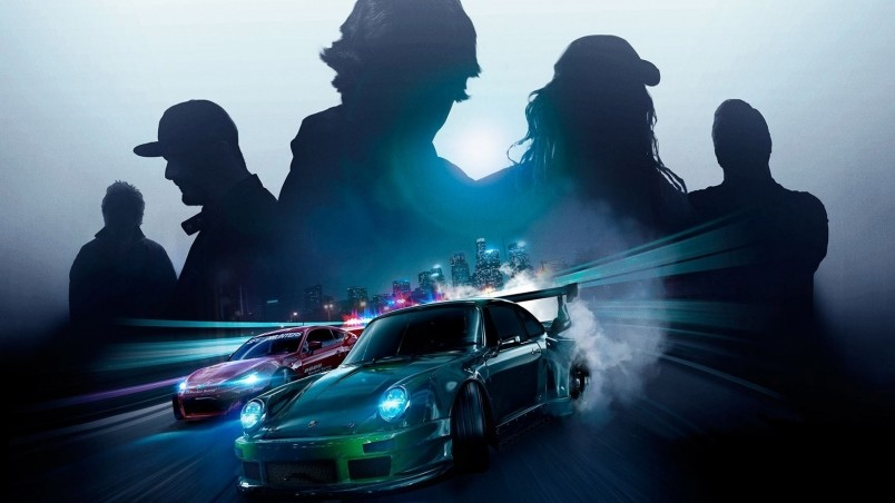 Need For Speed Poster wallpaper