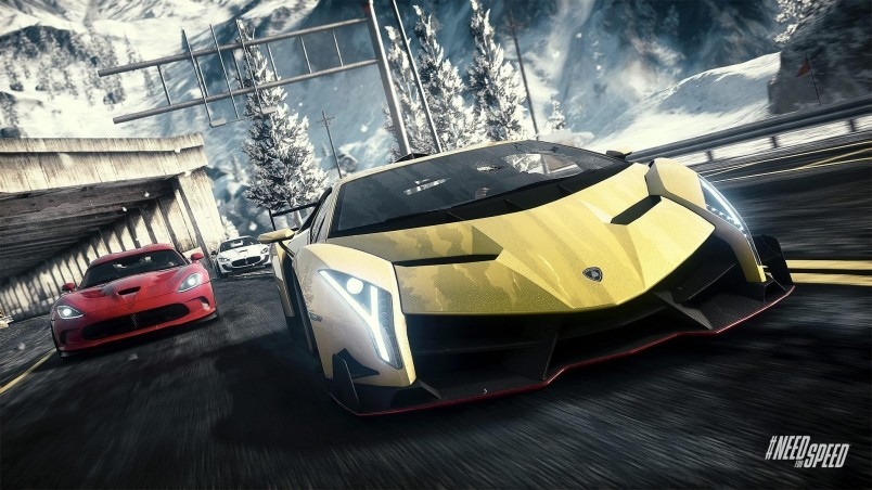 10 Most Popular Need For Speed Wallpaper Full Hd 1080p For: Need For Speed In Game HD Wallpaper