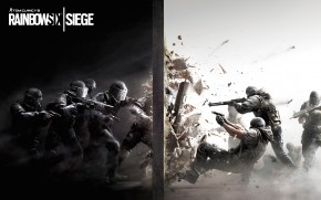 Tom Clancy's Rainbow Six Siege Poster wallpaper