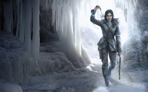 Rise of The Tomb Raider Video Game wallpaper