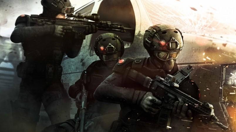 Tom Clancy's Rainbow Six Siege Patriots HD Wallpaper