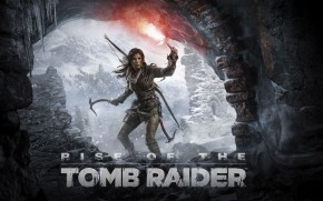Rise Of The Tomb Raider Poster wallpaper
