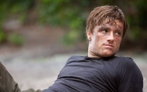 Josh Hutcherson Hunger Games wallpaper