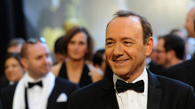 Kevin Spacey Smile wallpaper