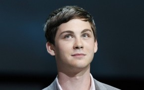 Logan Lerman Serene wallpaper