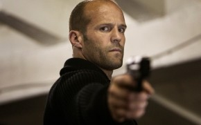 Jason Statham Gun wallpaper