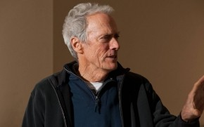 Clint Eastwood Close-Up wallpaper