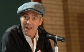 George Clooney Hat wallpaper