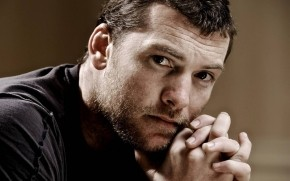 Sam Worthington Close Up wallpaper