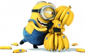 Minion Banana wallpaper