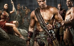 Spartacus Poster wallpaper