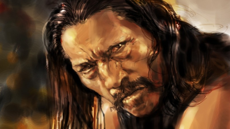 Danny Trejo Artwork wallpaper