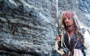 Jack Sparrow Pose wallpaper