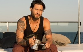 Edgar Ramirez in Point Break 2015 wallpaper