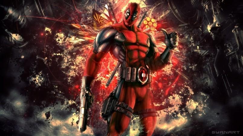 Deadpool Fan Art HD Wallpaper