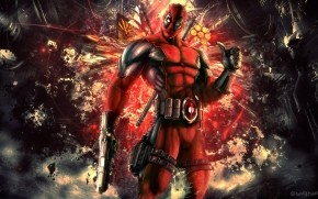 Deadpool Fan Art wallpaper
