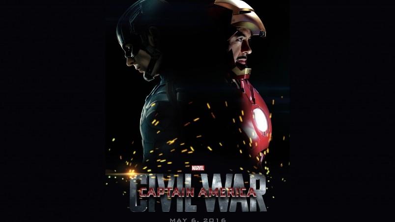 Captain America Civil War Wallpapers Hd: Captain America Civil War 2016 HD Wallpaper