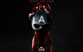 Captain America Civil War Poster 2016 wallpaper