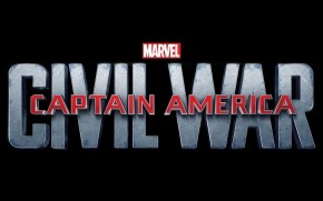 Captain America Civil War Logo wallpaper