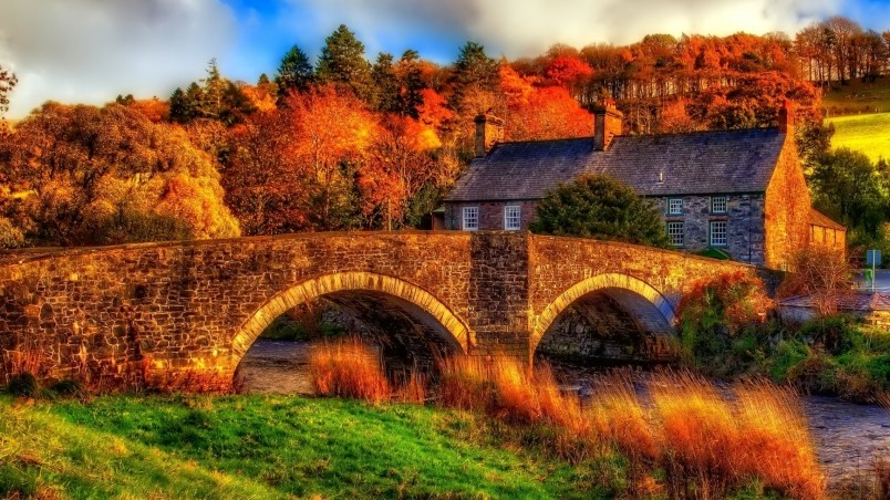 hdr old bridge and -#main