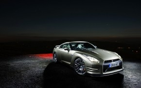 Nissan GT R 45th wallpaper