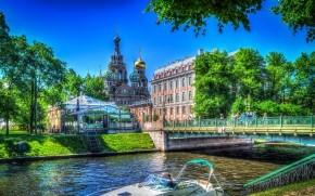 Saint Petersburg HDR