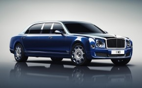 Mulsanne Grand Limousine wallpaper