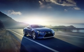 2016 Lexus LC 500h Coupe wallpaper