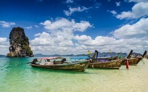 Krabi Thailand Landscape