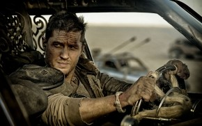 Tom Hardy Mad Max Fury Roar wallpaper