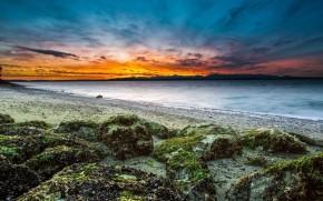 Virgin Beach Sunset
