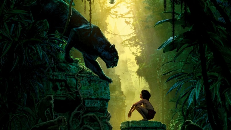 The Jungle Book Movie HD Wallpaper WallpaperFX
