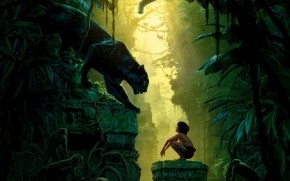The Jungle Book Movie wallpaper