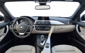 2016 BMW 3 Series Interior wallpaper
