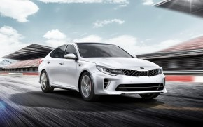 2016 Kia Optima GT wallpaper